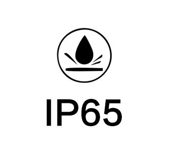 Waterproof IP65