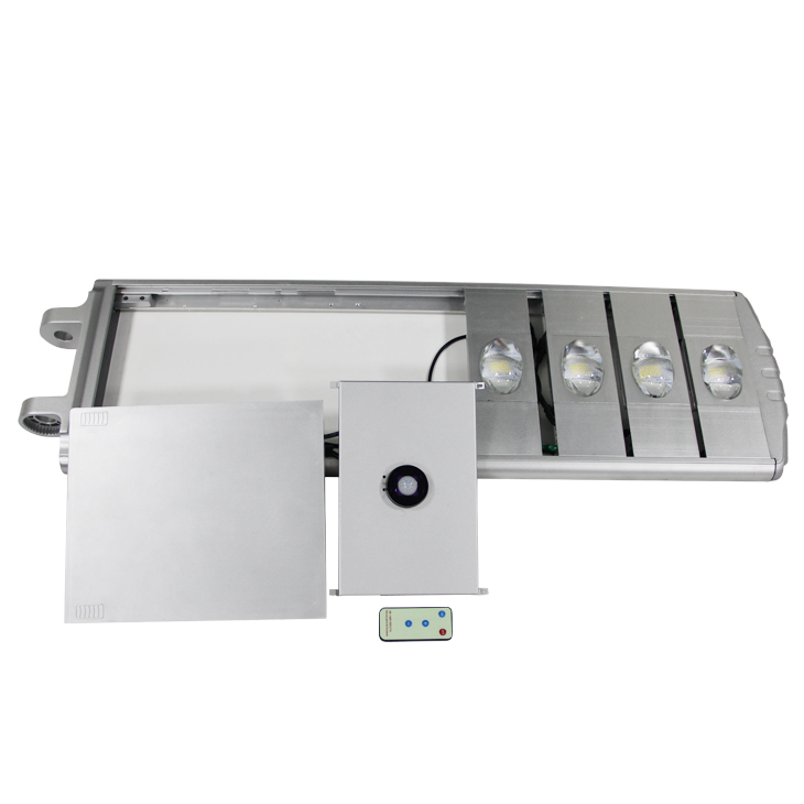 T040S Dismountable All in One 40W Solar Street Light